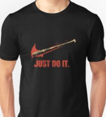 Negan just do it Unisex T-Shirt