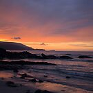 Sunset at Balnakeil Bay by Lindamell