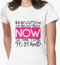 Now Is The Time To Stand T-Shirt