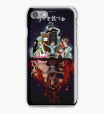 Filthy Frank lore characters poster  iPhone Case/Skin