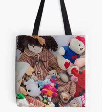 old doll Tote Bag