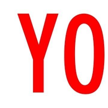 I Am Not Yours by typogenix