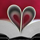 A love of books by Karen Tregoning