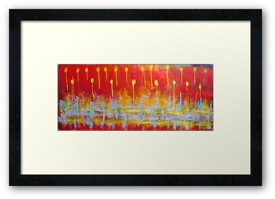 art for bek full length by sunset