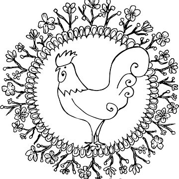 Year of the Rooster by louendicott