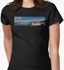 St Helens,Tasmania Womens Fitted T-Shirt