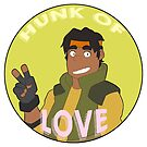 Hunk-y!  by Kaitrin Snodgrass