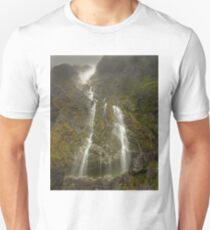 Earland Falls, New Zealand Unisex T-Shirt