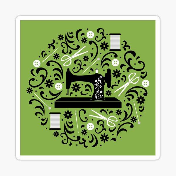 Sewing Essentials Sticker