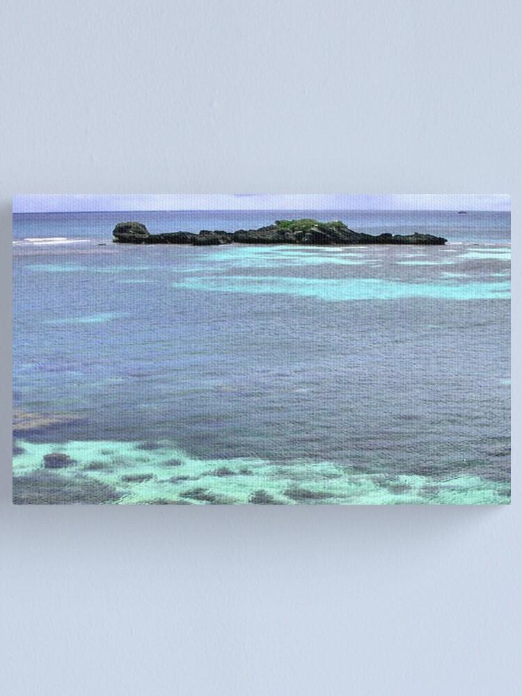 Alternate view of Island Canvas Print
