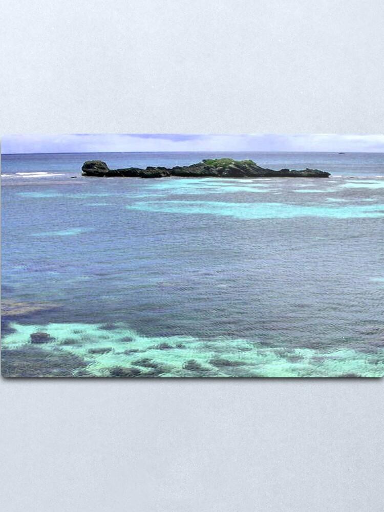Alternate view of Island Metal Print