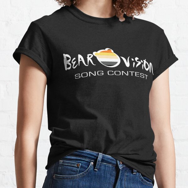 Bearovision Song Contest - contrast Classic T-Shirt