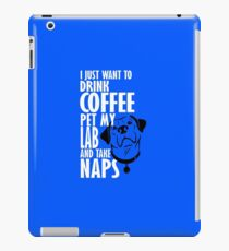 Pet Lab & Nap iPad Case/Skin