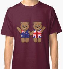 British Australian Friends Classic T-Shirt