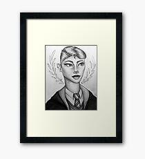 Hogwarts Student Framed Print