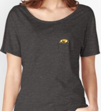 Jake The Dog Pocket (Adventure Time) Women's Relaxed Fit T-Shirt