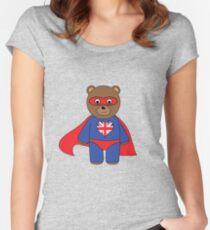 British Hero Women's Fitted Scoop T-Shirt