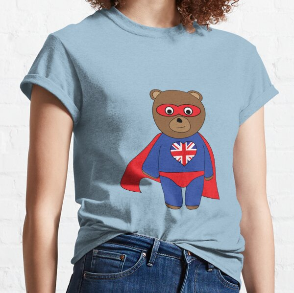 British Hero Classic T-Shirt