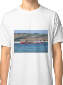 Dredging the Camel estuary. Classic T-Shirt