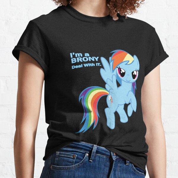 My Little Pony Brony Classic T-Shirt
