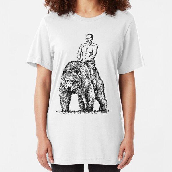Putin Slim Fit T-Shirt