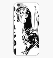 Big wild scary dragon iPhone Case