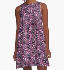 Posy A-Line Dress