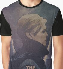 david bowie the man who fell to earth Graphic T-Shirt