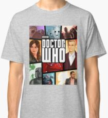 Doctor Who - Series VIII Classic T-Shirt