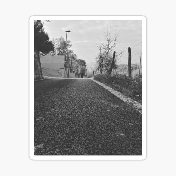 Road to heaven Sticker