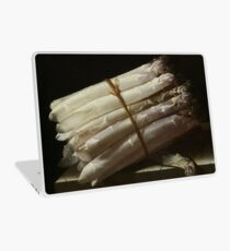 Adriaen Coorte - Still Life With Asparagus, 1697 Laptop Skin