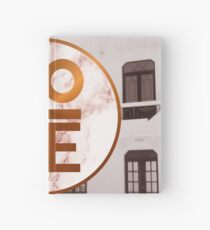 Marble Love Hardcover Journal
