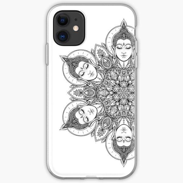 Buddha Mandala iPhone Soft Case