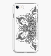 Buddha Mandala iPhone Case/Skin