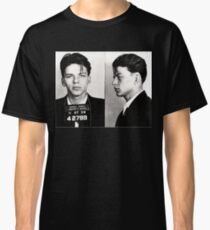 Sinatra Mugshot Classic T-Shirt