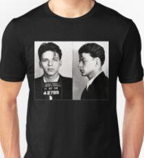 Sinatra Mugshot Unisex T-Shirt