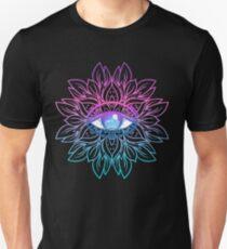 Rainbow Eye Mandala T-Shirt