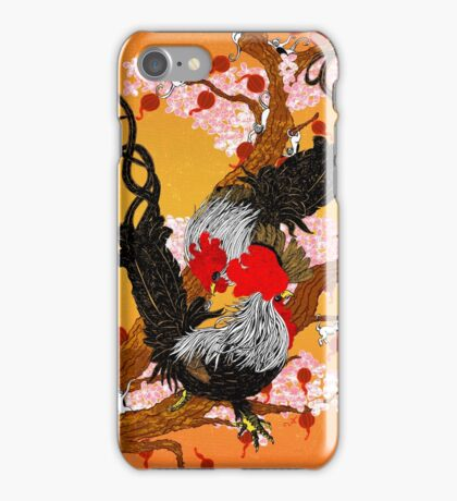 Year of the Fire Rooster iPhone Case/Skin