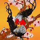 Year of the Fire Rooster by Jessie Boulard