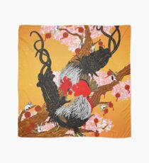 Year of the Fire Rooster Scarf