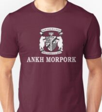 Ankh Morpork City Crest Unisex T-Shirt