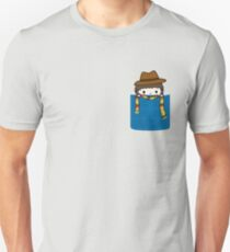 Forth Doctor in my Pocket T-Shirt