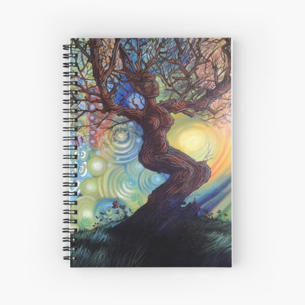 Celebration (Tree of Life Series) Spiral Notebook