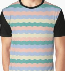 Tracery with striped  Graphic T-Shirt
