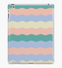 Tracery with striped  iPad Case/Skin