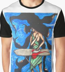 ironing out the matters of the heart Graphic T-Shirt