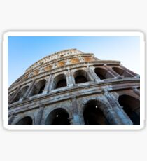 Colosseum (Rome. Italy. Europe Sticker
