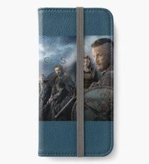Vikings screen shot iPhone Wallet/Case/Skin