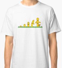 Lego Man Evolution Classic T-Shirt