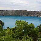 Blue Lake by Digby